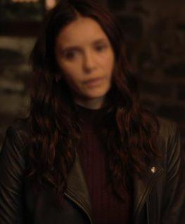 Love Hard Natalie Bauer Leather Jacket