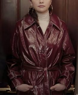 Only Murders In The Building Mabel Mora Coat