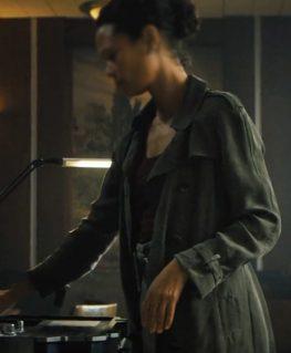 Reminiscence Emily 'Watts' Sanders Coat