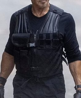 The Expendables 4 Barney Ross Tactical Vest