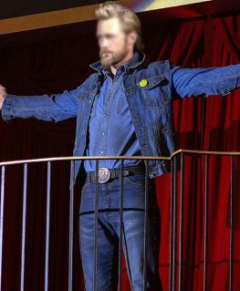 The Stand Randall Flagg Denim Jacket