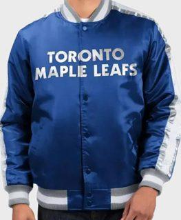 Toronto Maple Leafs Jacket