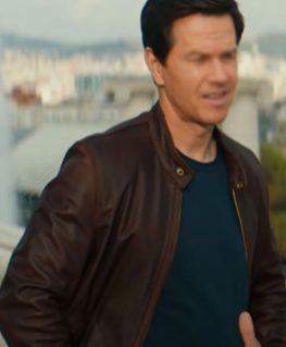 Uncharted Victor Sullivan Leather Jacket
